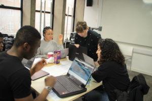 Mariatu's First Hackathon!!